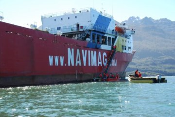 Navimag, Chile