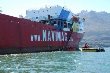 Navimag, Chile