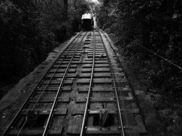 Funicular del cerro San Cristobal