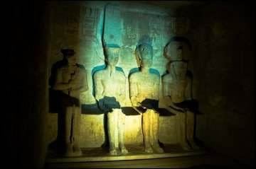 Sanctuary of Abu Simbel
