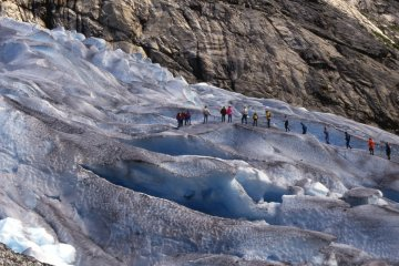 Nigardsbreen Glacier Tour