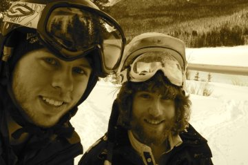 Skiing Revelstoke