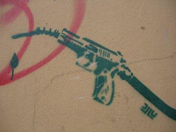 ullu 2, graffiti