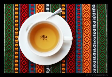 Cup of Turkish Apple Tea