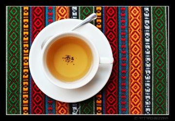 Cup of Turkish Apple Tea