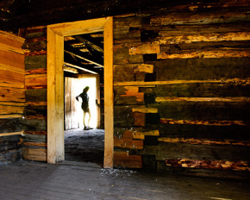 Butch Cassidy's cabin