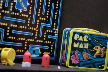Pacman, Museum of the Moving Image