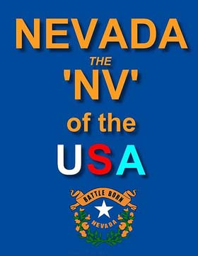 Fake Nevada slogan