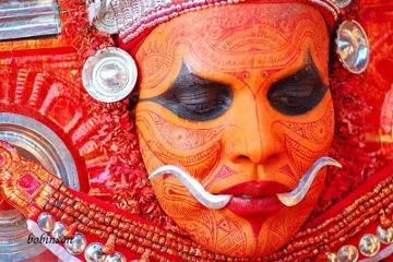 Muchilottu Bhagavathy Theyyam