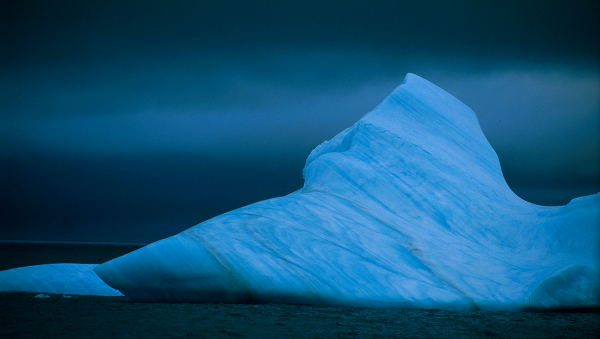 Antarctic iceberg