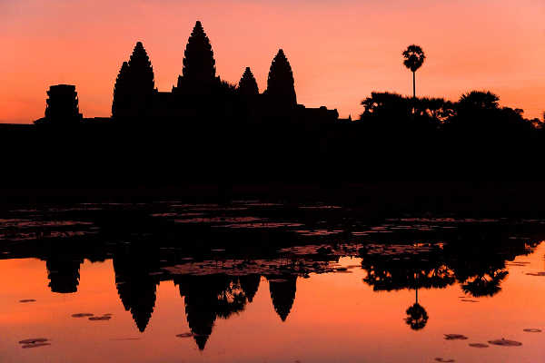 Siem Reap Reflections