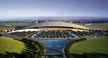Montevideo's new terminal