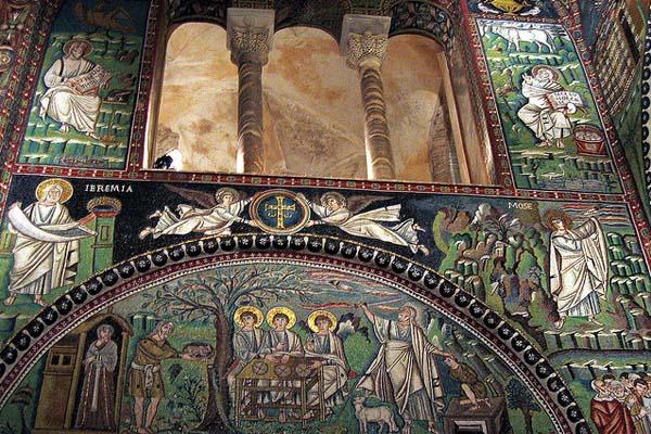 Ravenna mozaikjai