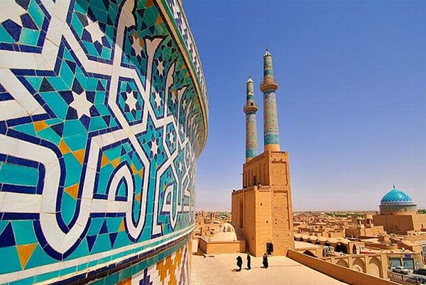 Jāmeh Mosque of Yazd