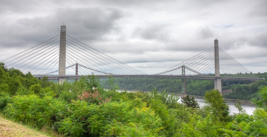 Bucksport bridge
