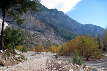 Autumn on the Lycian Way