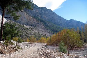 Autumn on the Lycian Way