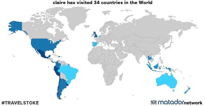 claires Travel Map Matador Network
