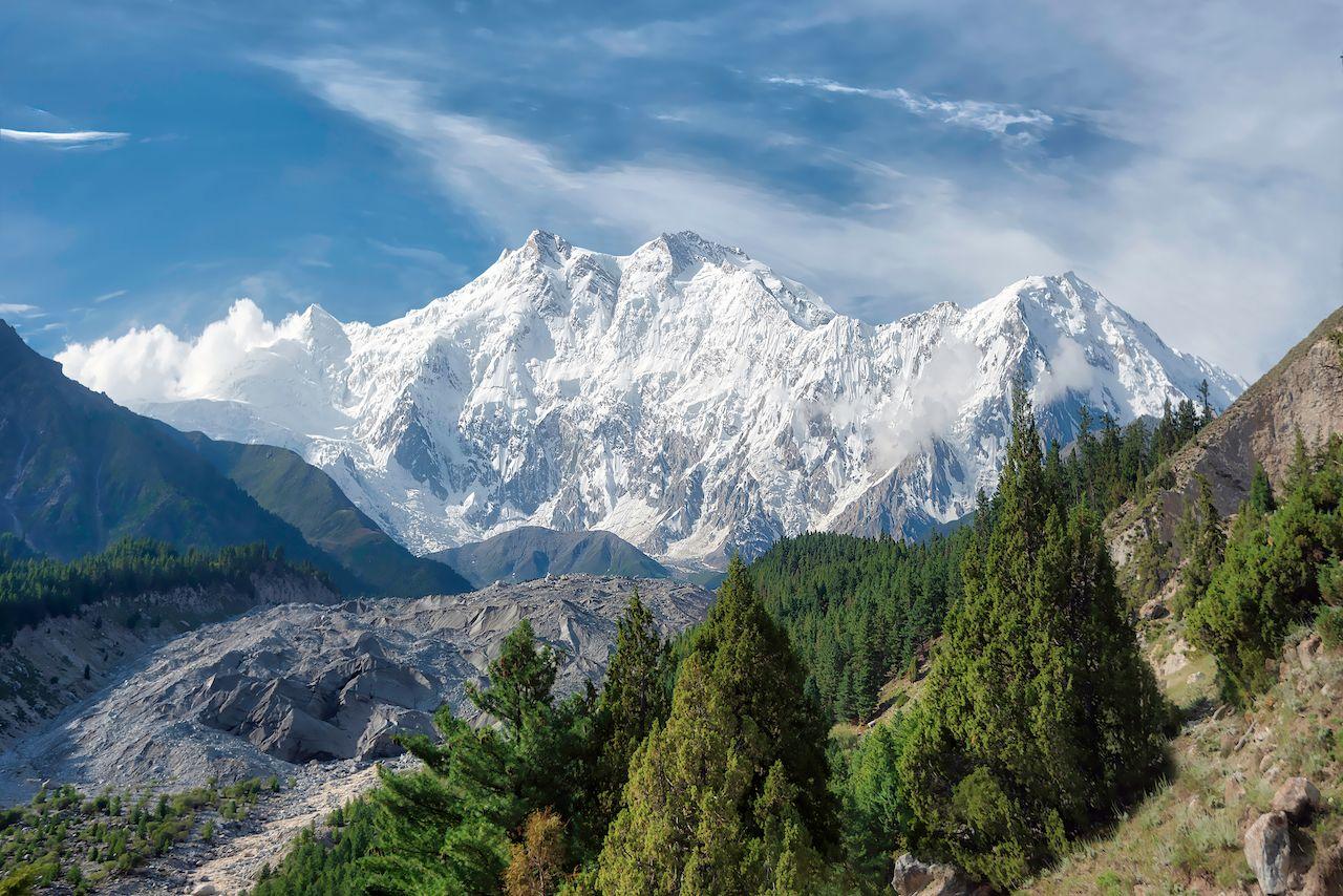 Nanga Parbat hardest mountain to climb