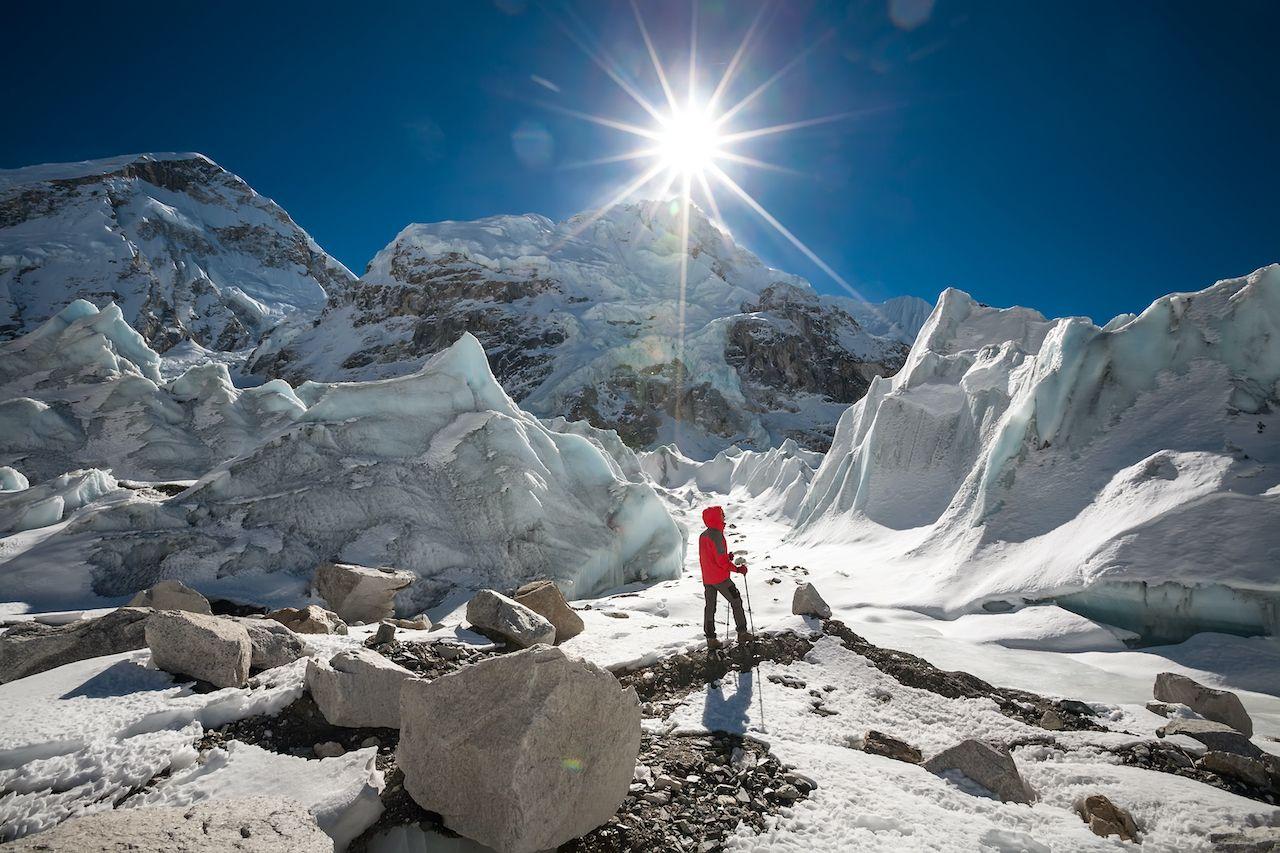 Everest hardest mountain to climb