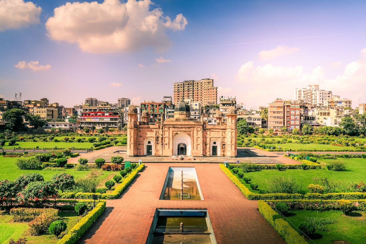 Fort Aurangabad, Dhaka, Bangladesh
