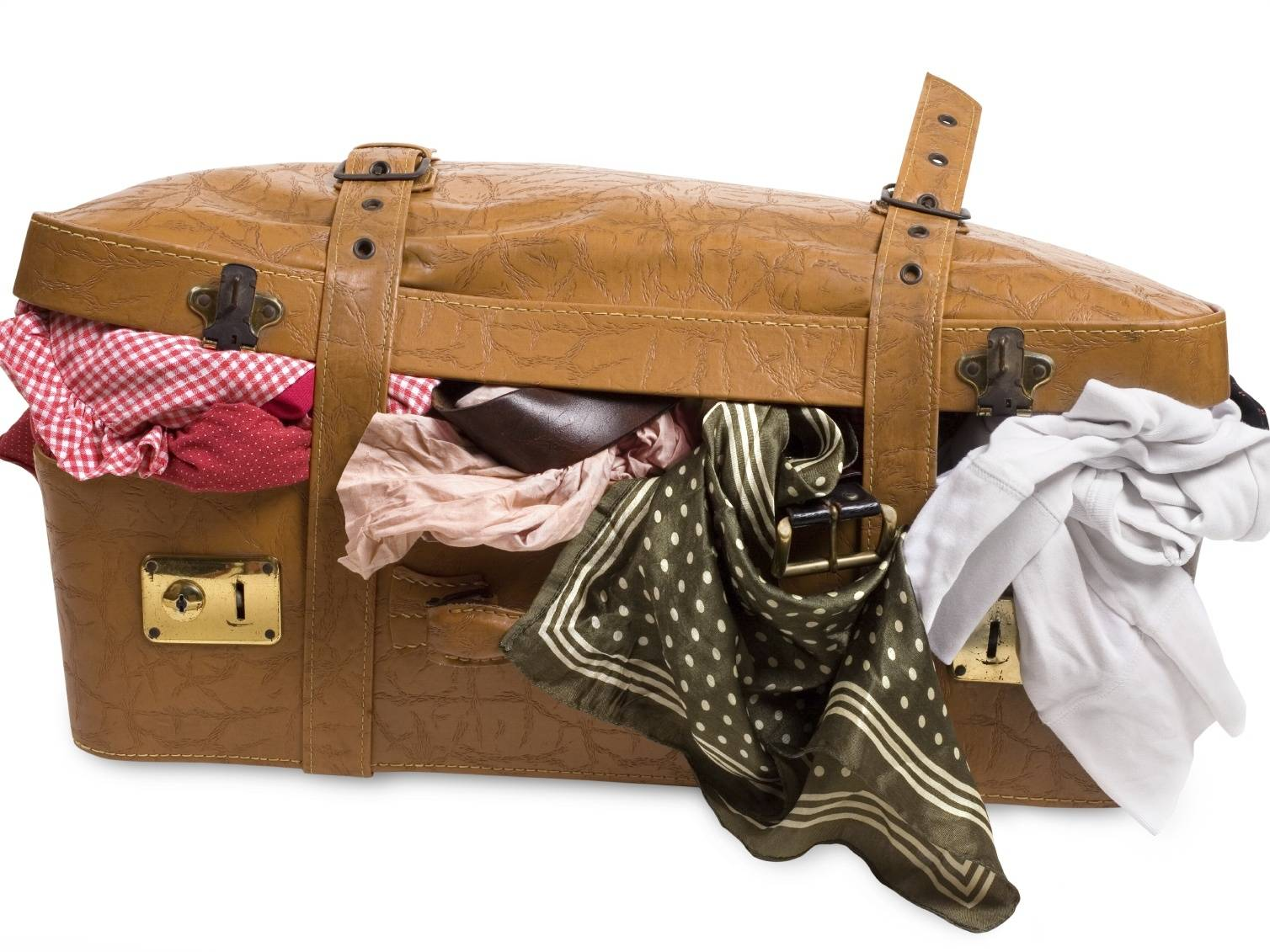 28 incredibly useful packing hacks