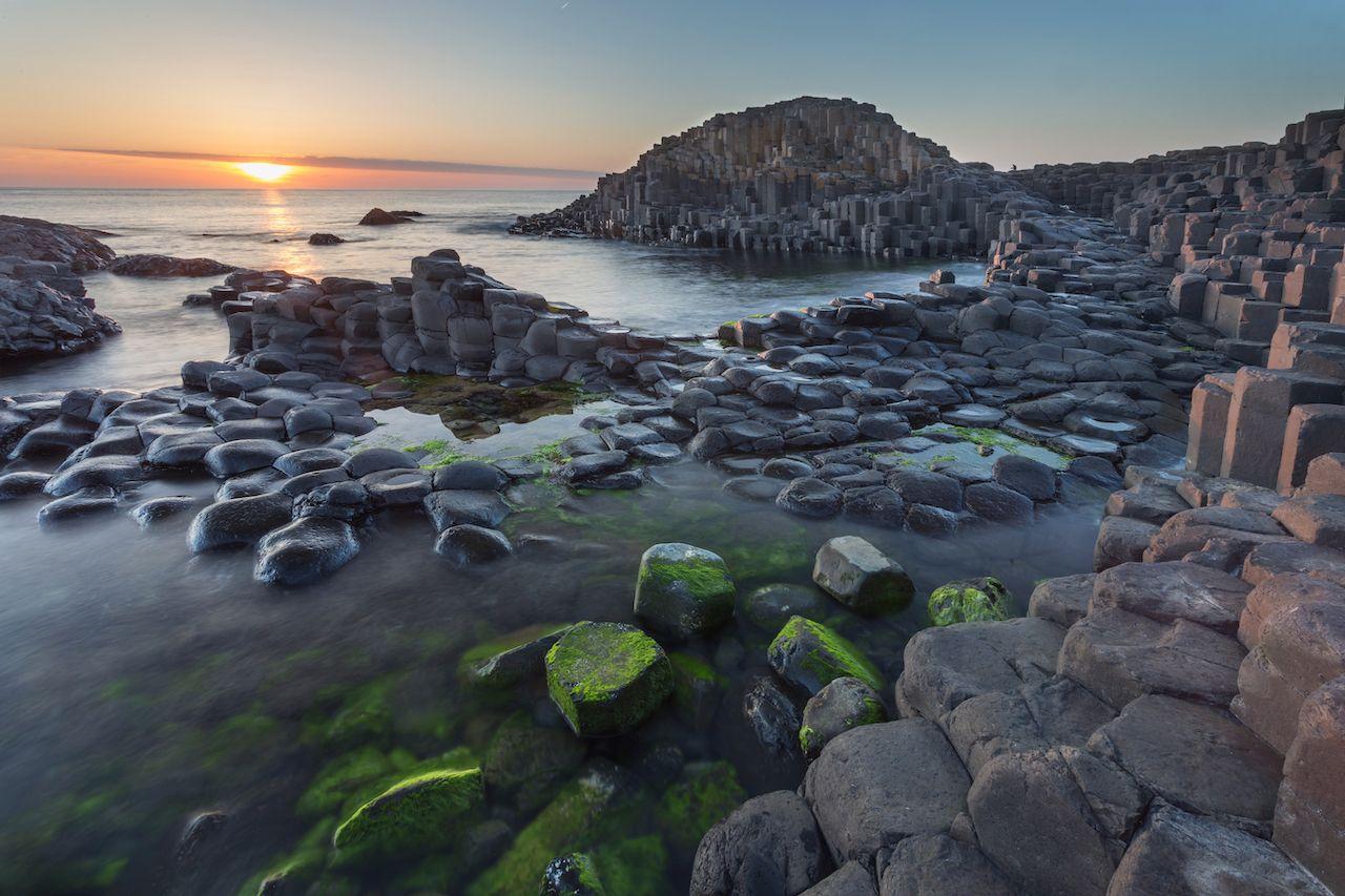 Giant's Causeway, Antrim, Northern Ireland natural wonders
