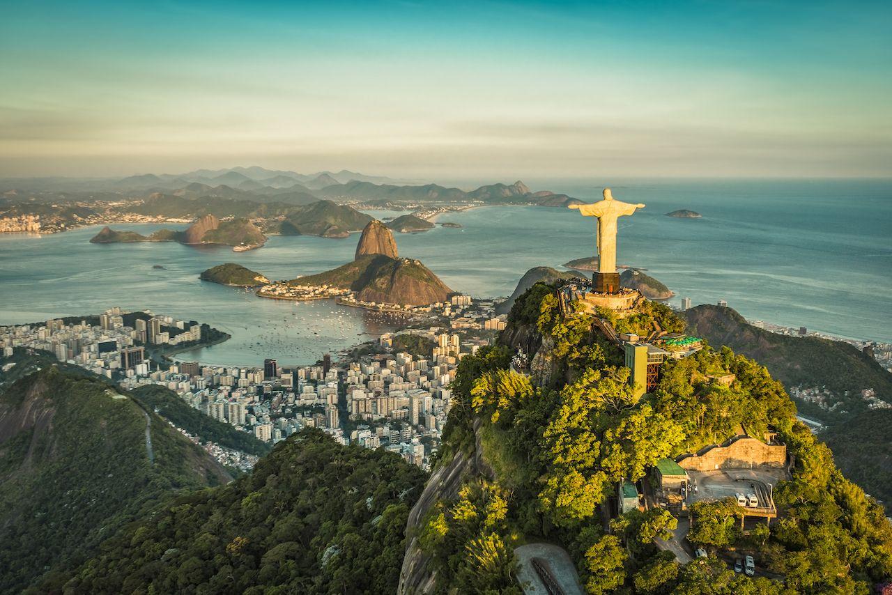 Rio de Janeiro, Brazil natural wonders