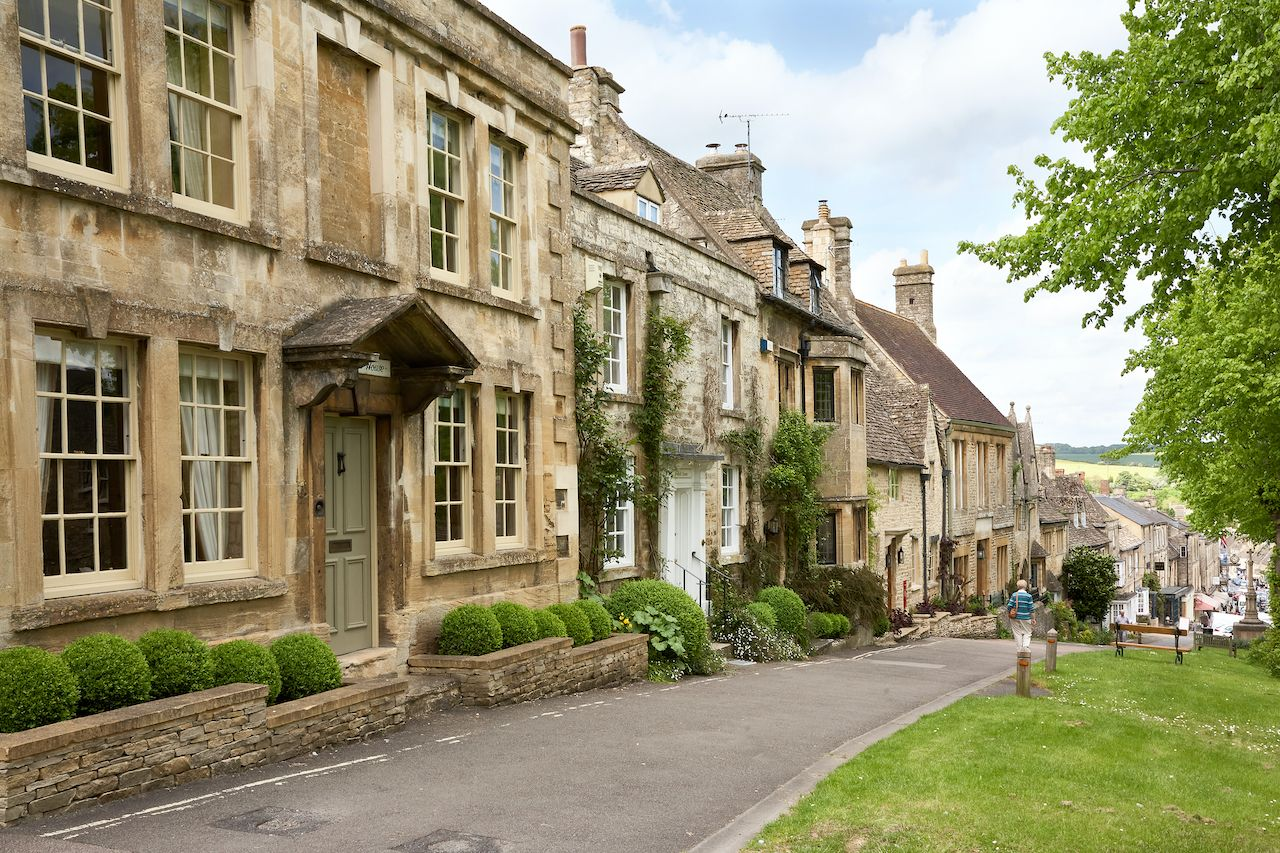 Burford, England, small towns Europe