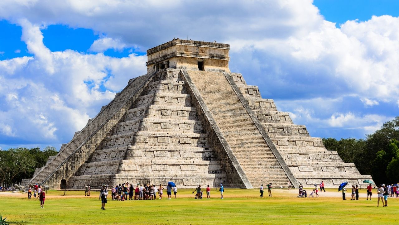 The 30 most amazing ancient ruins and where to find them