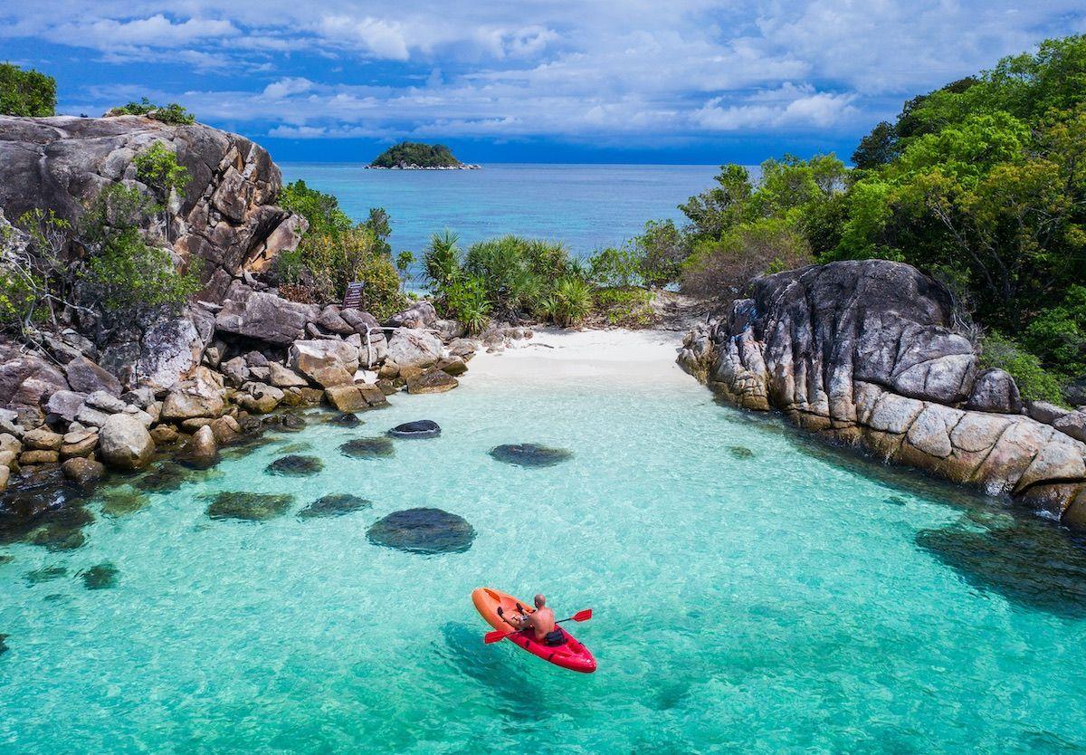 Koh Lipe is an island paradise in Thailand located near