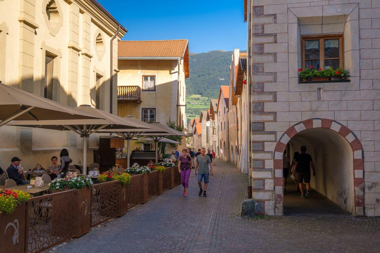 Glorenza, Italy
