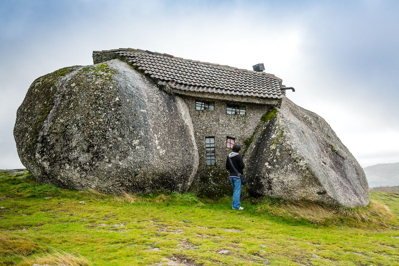 most remote house