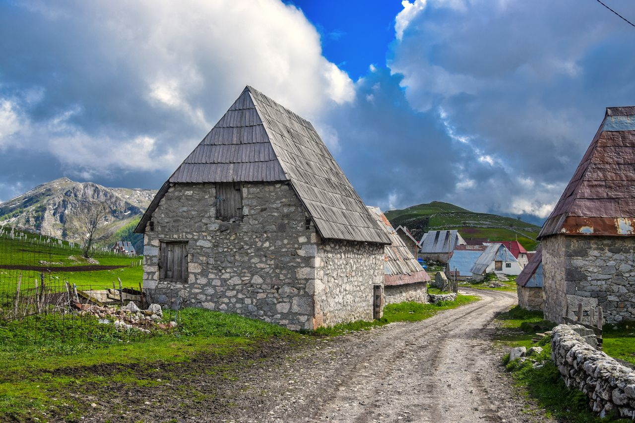 most remote houses