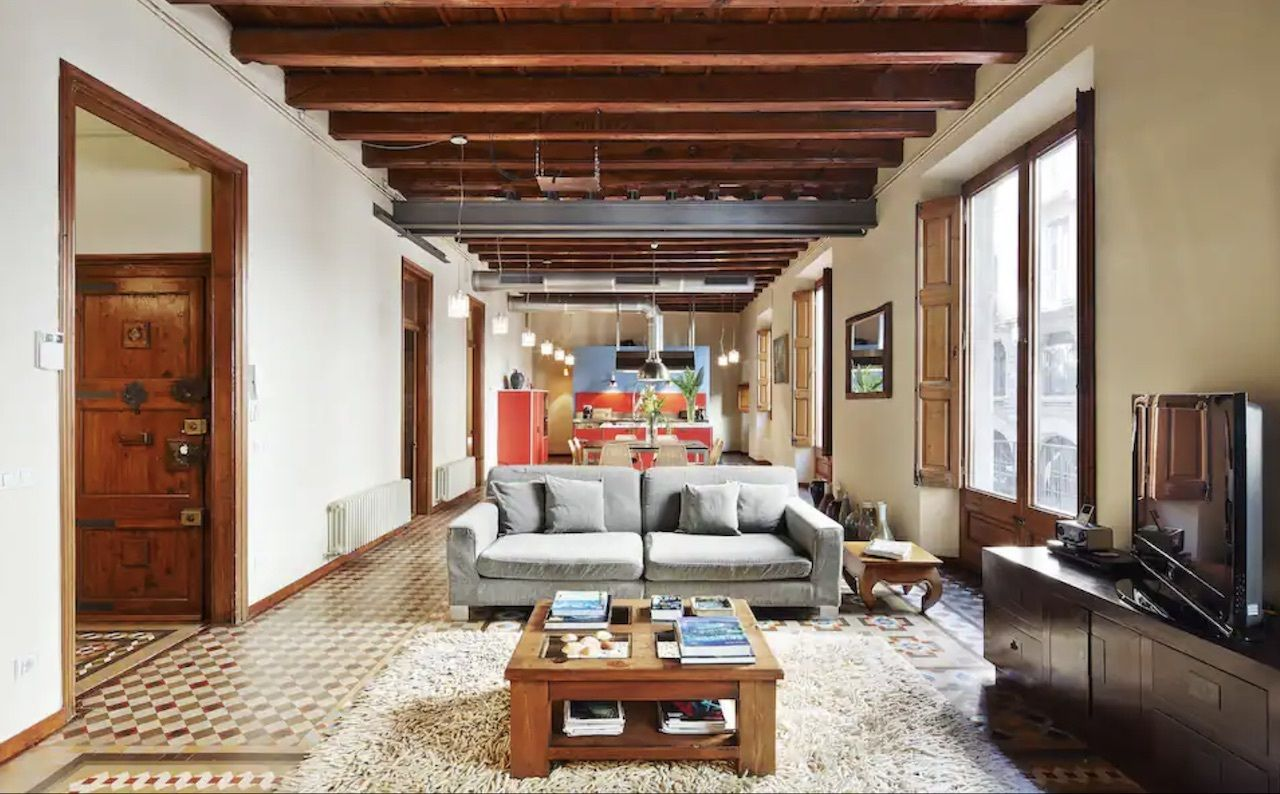 Best Airbnbs in Barcelona