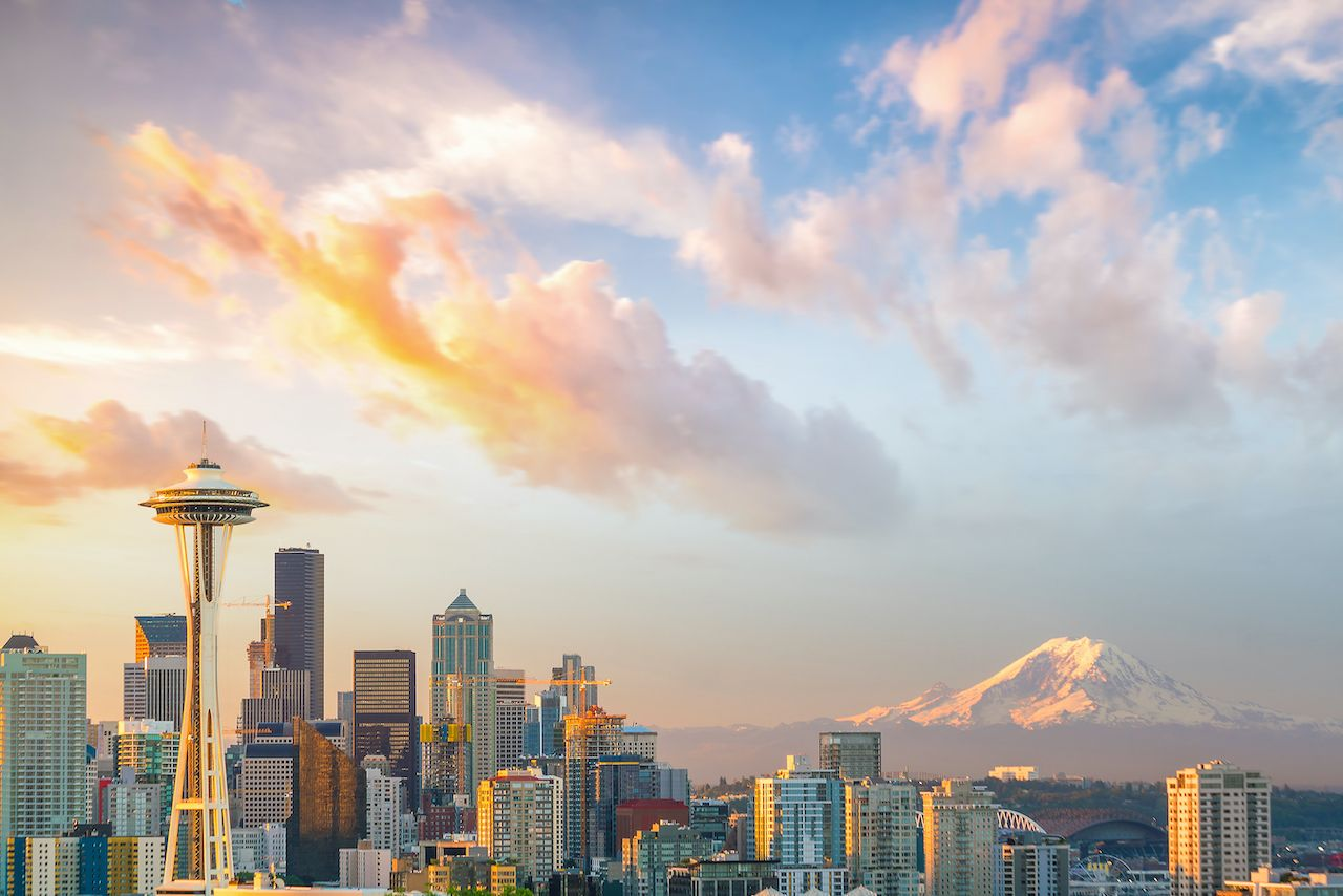 10 signs you've never been to Seattle