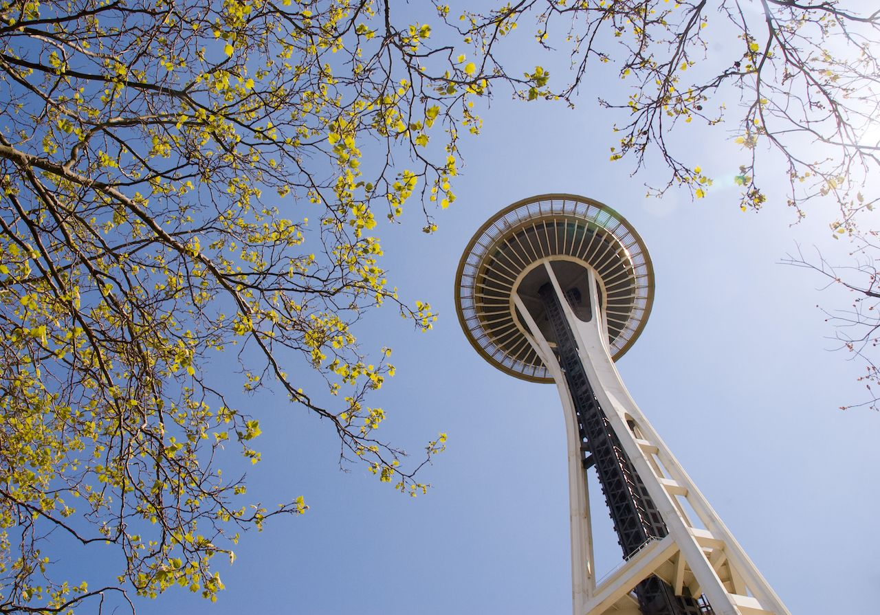 12 spectacular views you'll only see in Seattle