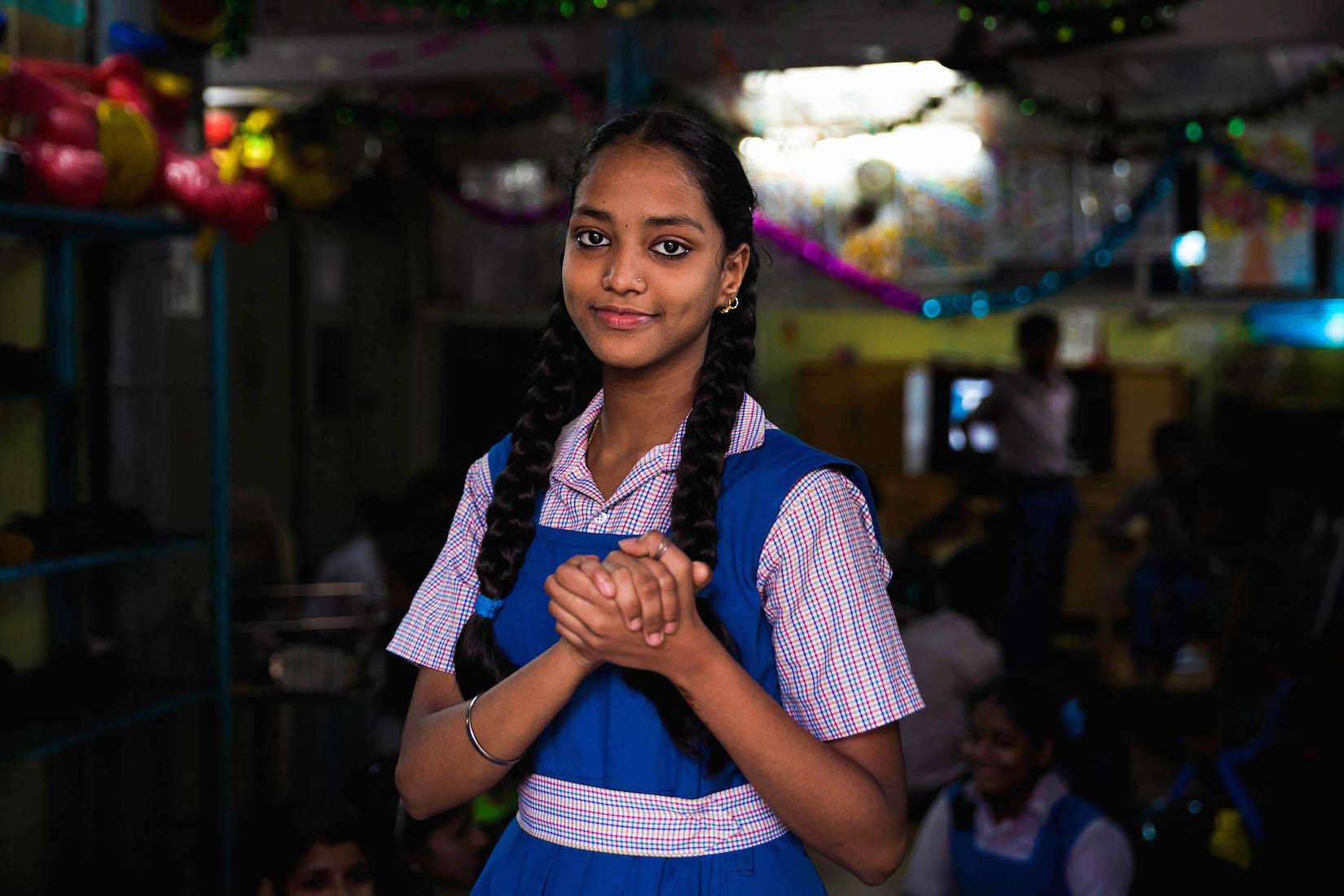 For india girl in poor marriage Sahyogi India