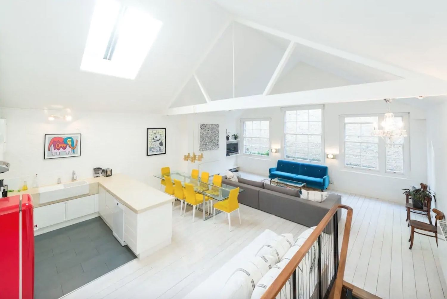 Bachelor-party-london-airbnb-penthouse, London Airbnbs