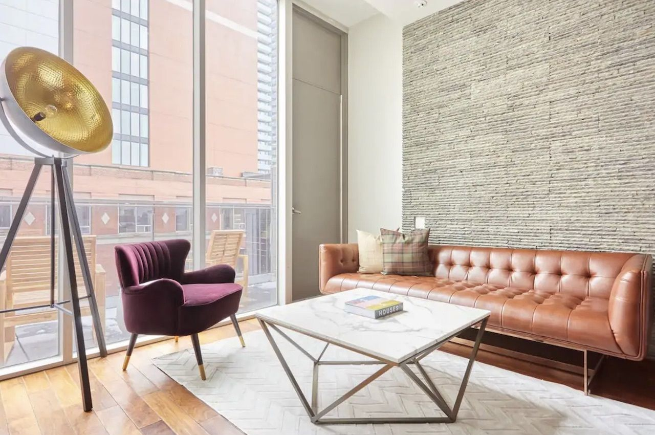 boutique hotel airbnb, best airbnbs in downtown toronto