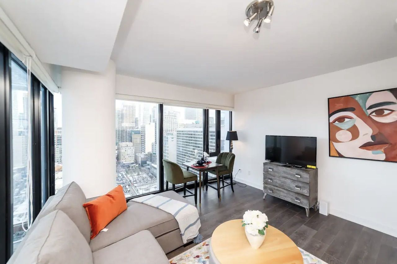 yorkville airbnb, best airbnbs in downtown toronto
