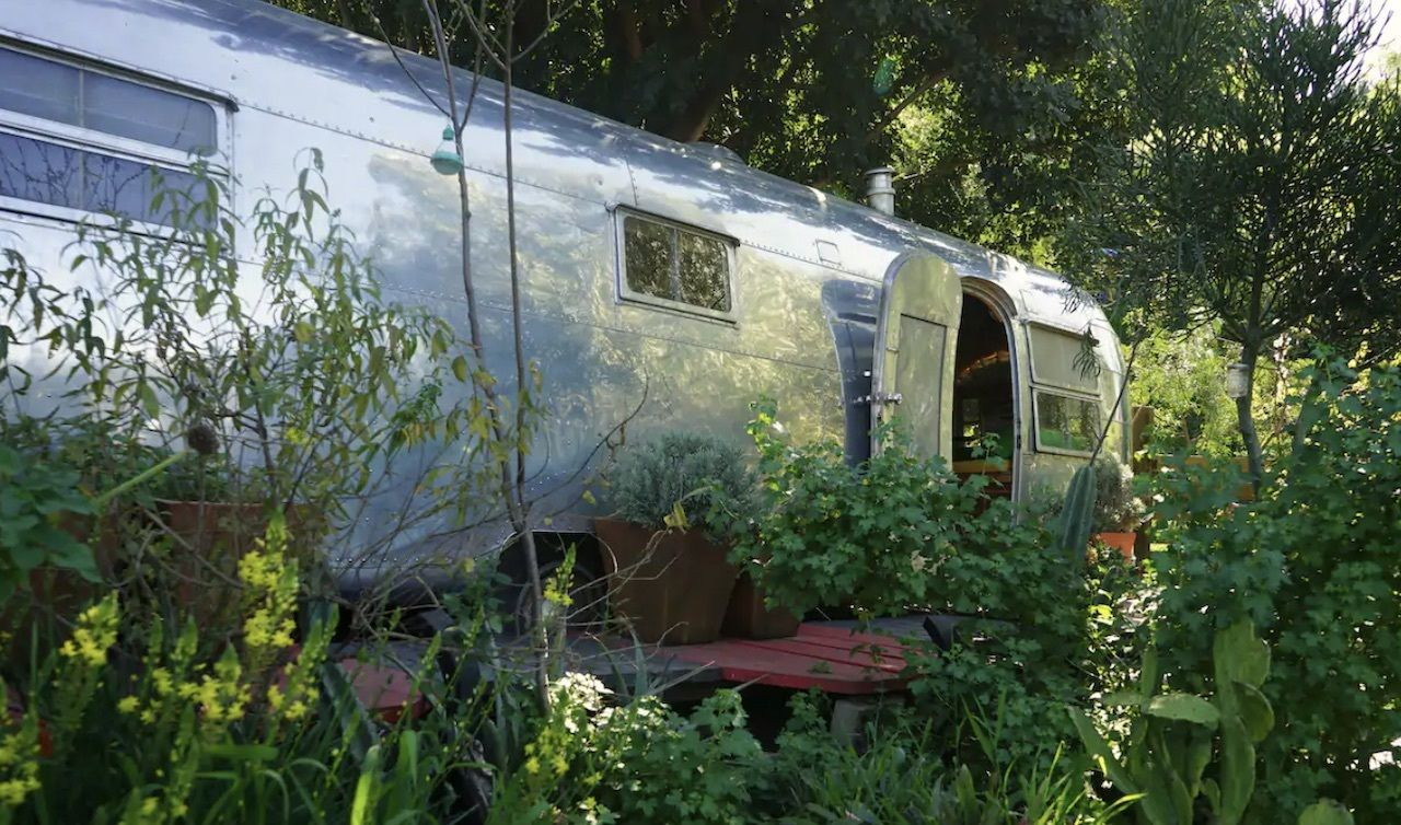 Airstream Airbnb in Los Angeles
