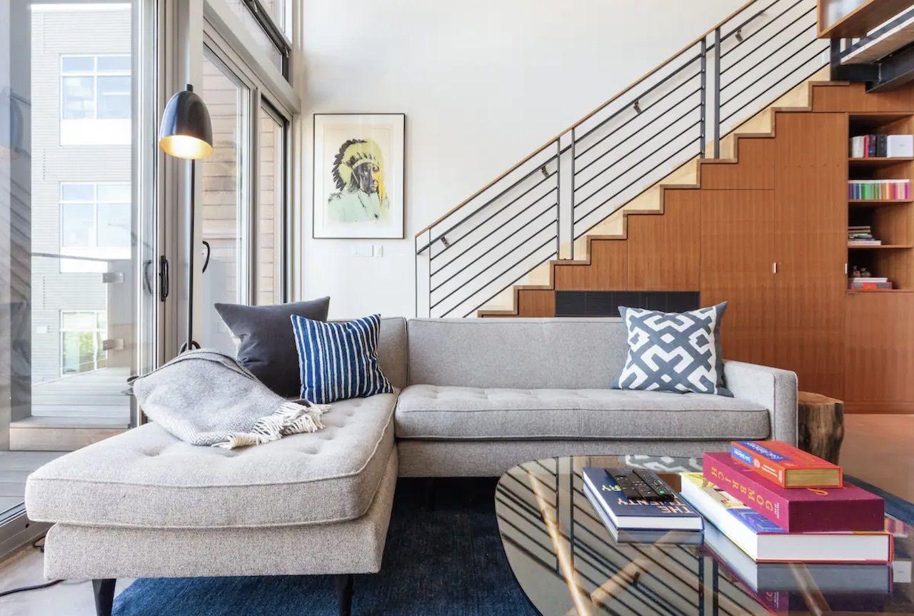 art-loft-seattle-airbnbs,  Seattle Airbnbs
