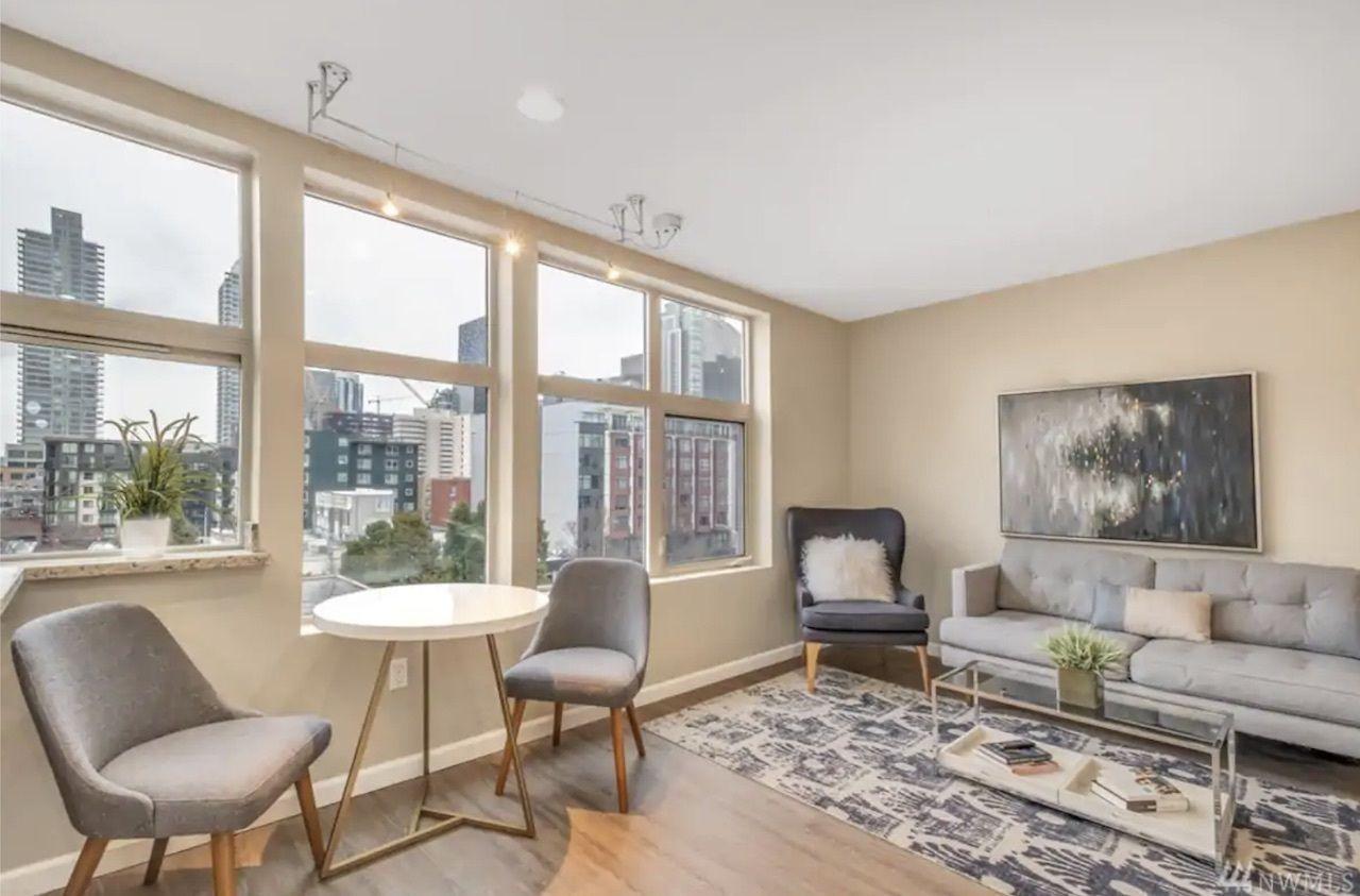 belltown-condo-seattle-airbnbs, Seattle Airbnbs