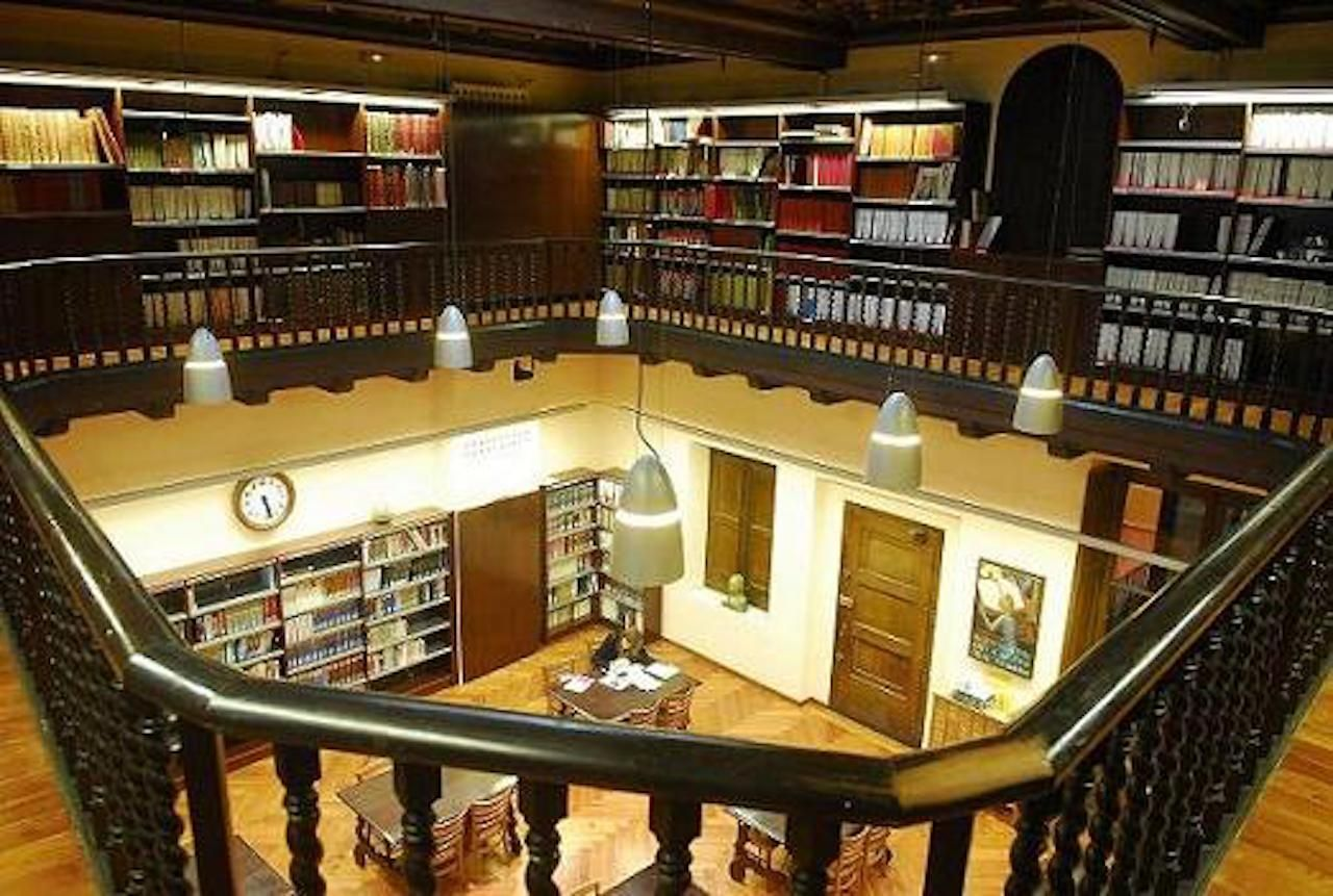 Biblioteca Francesca Bonnemaison