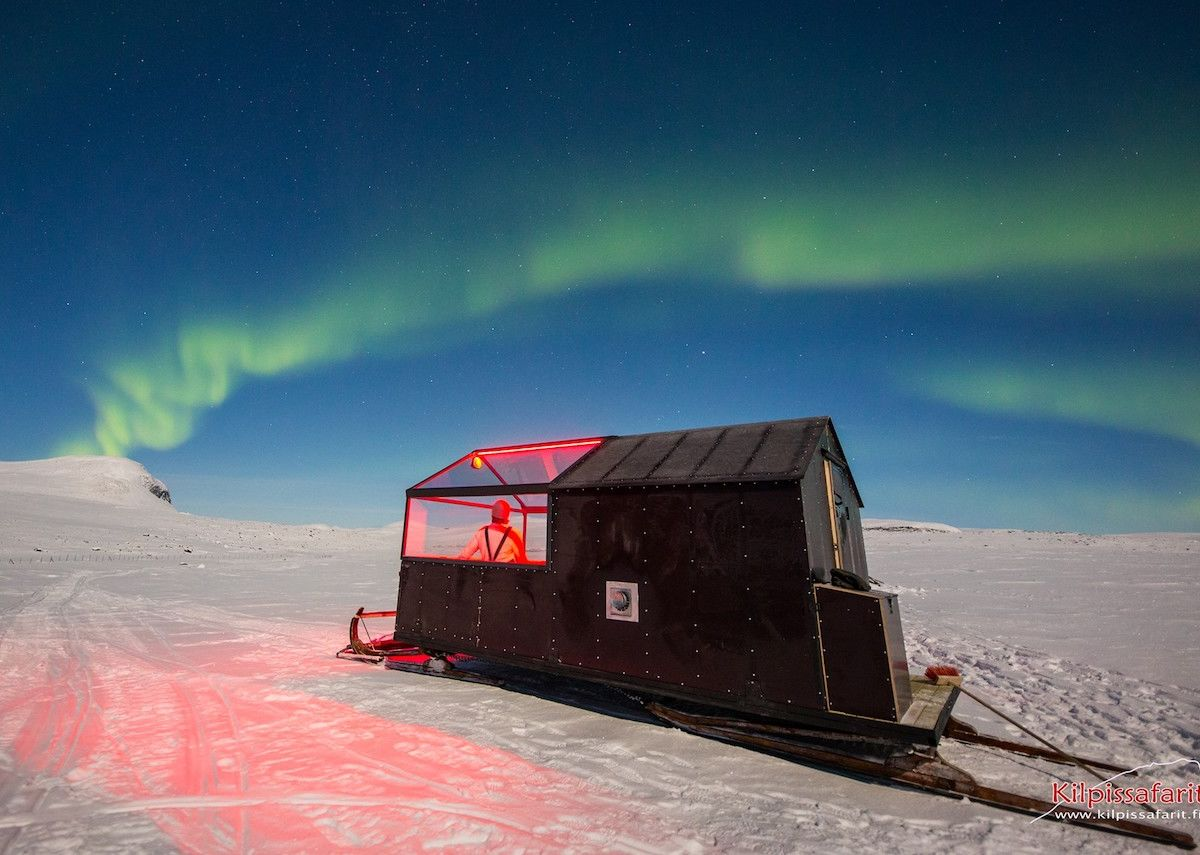 The 6 most epic and unique ways to see the northern lights
