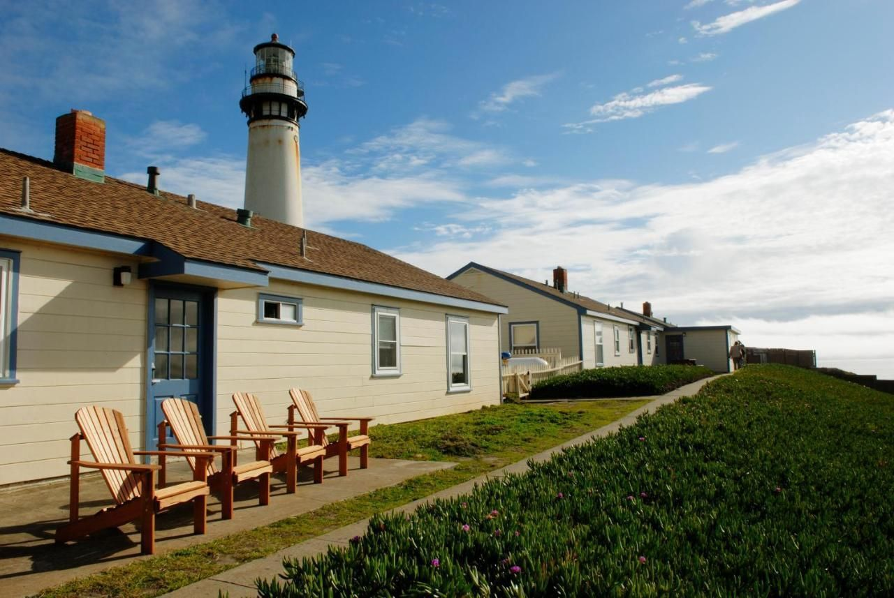 Pigeon-Point, Lighthouse