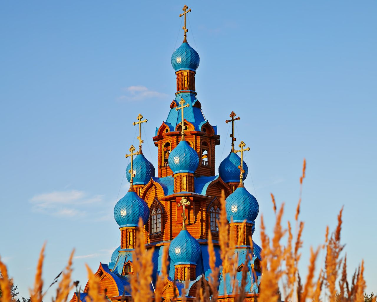 Amazing Russian churches