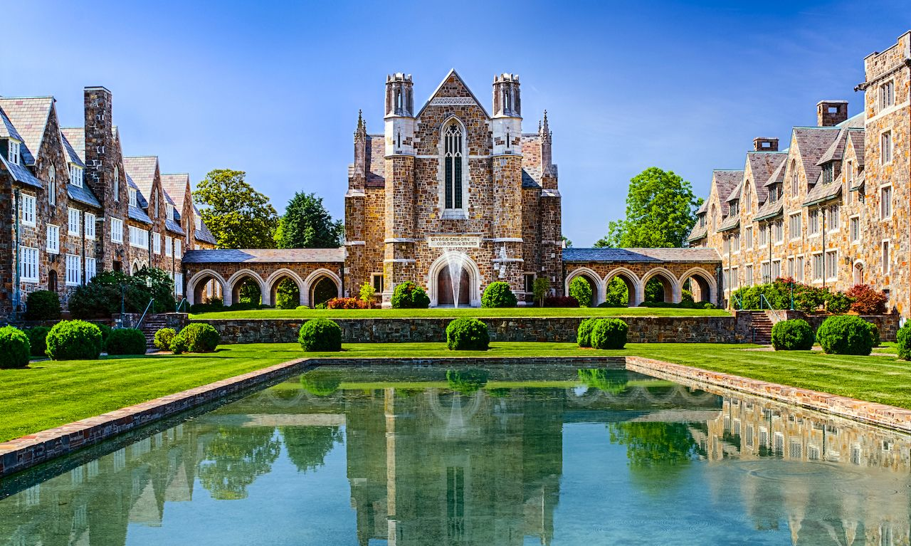 Most beautiful US college campuses