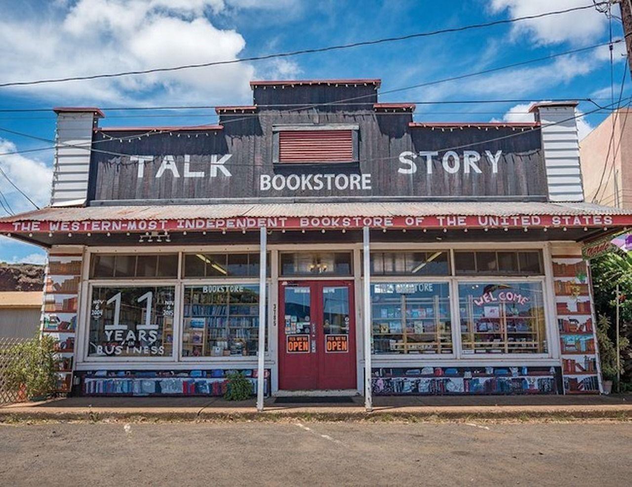 Hanapepe Bookstore